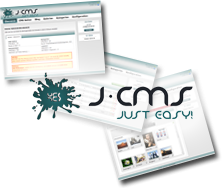 J•CMS - just easy